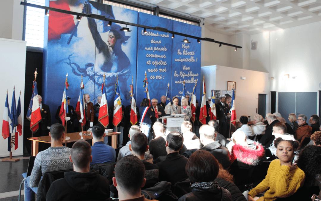 Signatures de contrats d'engagement pour l'armée de terre du 26/02 – MICHEL BOURG