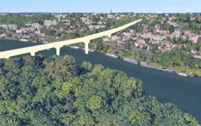 La voix des athégiens doit être entendue concernant le franchissement de la Seine