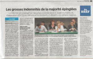 Athis-Mons : la majorité épinglée pour les indemnités versées aux élus