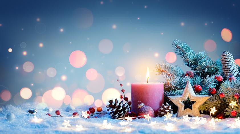 Bonnes fêtes de fin d'année et joyeux Noël